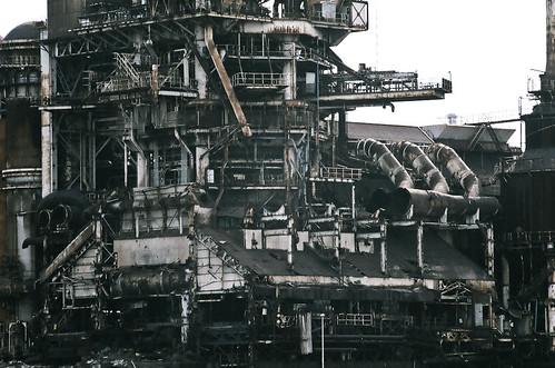 JFE蘇我第5溶鉱炉