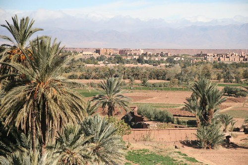 Centro de Ouarzazate em Ouarzazate Marrocos