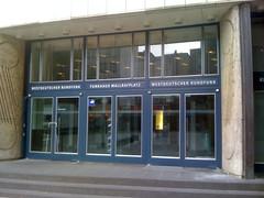 Westdeutscher Rundfunk (WDR): Funkhaus Wallrafplatz