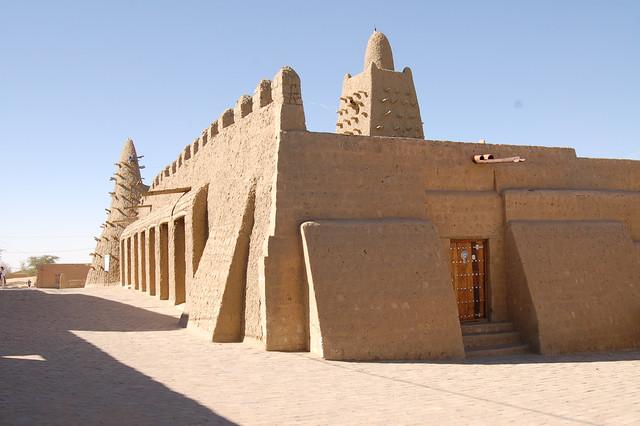 4823302675 5354ea72b1 z d Sankore Mosque   Timbuktu
