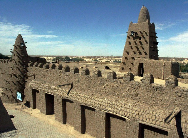 4823918928 5a8ff04e7d z d Sankore Mosque   Timbuktu
