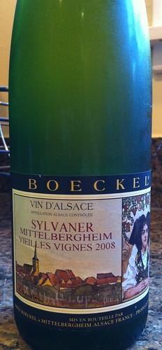 Boeckel Sylvaner