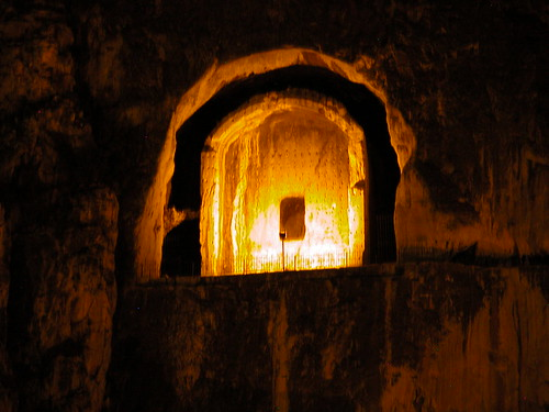 DSCN9751 Amasya, tombeau des rois du Pont