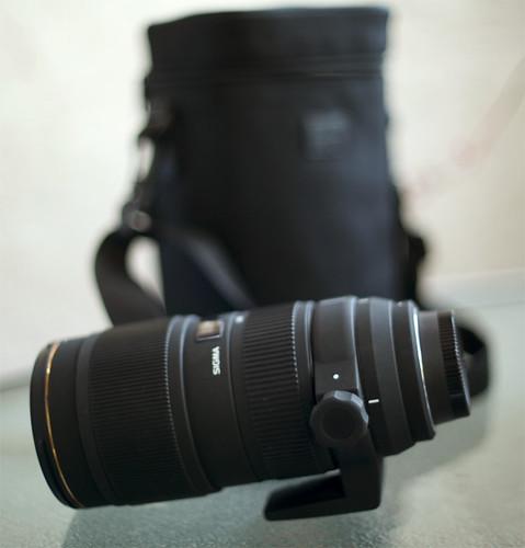 Nikon/Sigma Lens 70mm-200mm F2.8 Macro - $800