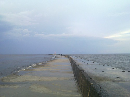 The Mangalsala Jetty