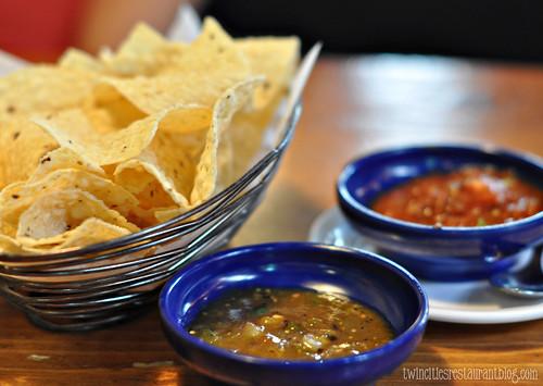 Chips & Salsa @ Trudy's ~ Austin, TX