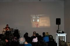 photoset: Symposium Wider-Wieder Mumok/TQW