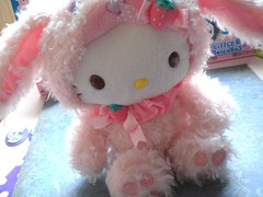 Hello Kitty Bunny Plush (Hazel) Tags: hello rabbit bunny toy kitty plush kawaii