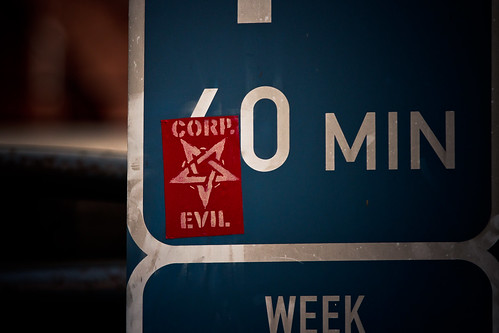 Jozi walkabout - Corp Evil