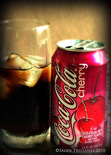 Want a Coke Cherry?