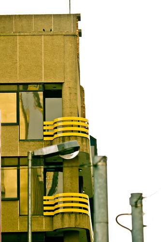 Jozi walkabout - Yellow