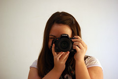 My new Toy! :D (Bruna Lacrout ) Tags: camera haha feliz bruna demais profissional uruguai freeshop sonya230