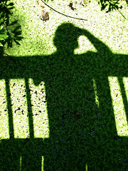 Just a Shadow (Gem Images) Tags: family me us orlando florida ptk vacationvillage