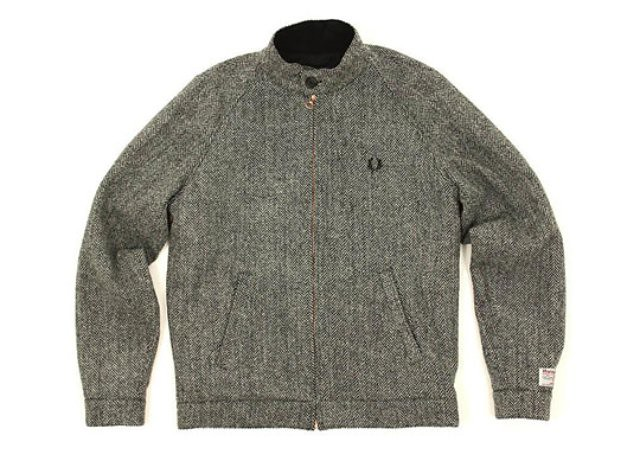 Fred-Perry-x-Harris-Tweed-Harrington-Jacket-01