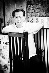 NY2010_87 (1-2-3 cheese) Tags: bw chinatown candid chinese streetphotography streetlife oldmen candidshot travelphoto nikond80 chuplen