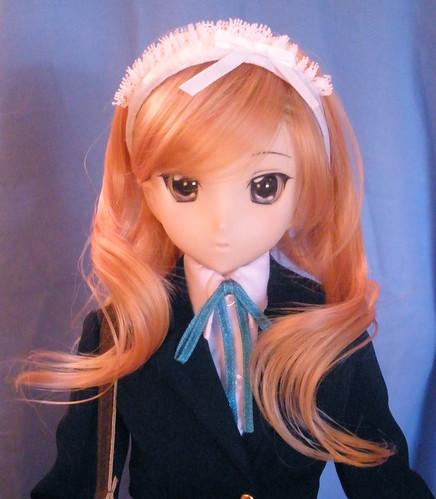 Mio in Peach Cream
