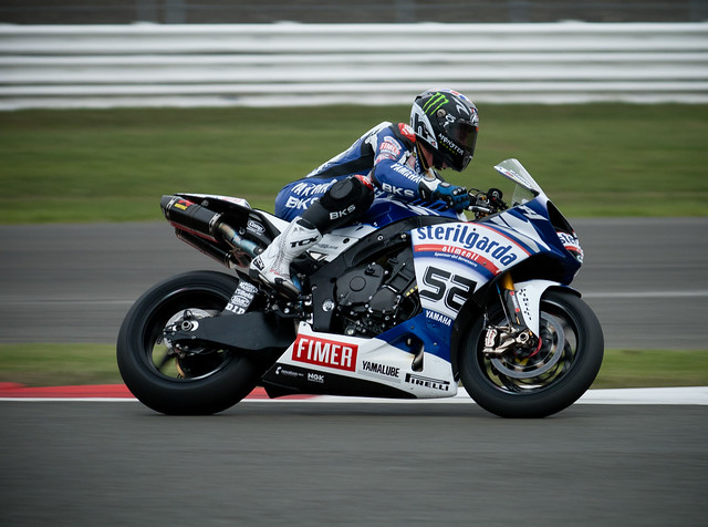 James Toseland, Silverstone 2010