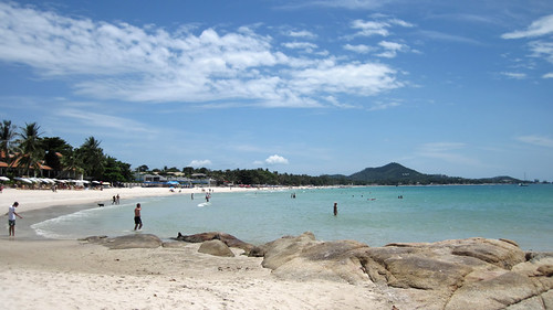 Koh Samui Chaweng Beach South サムイ島 チャウエンビーチ南0000