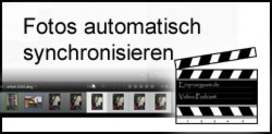 Fotos synchronisieren mit Lightroom