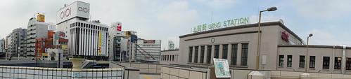 Ueno station panorama 03, Tokyo