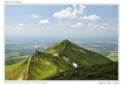 Massif du Sancy (BerColly) Tags: sky mountain france clouds montagne landscape google flickr ciel nuages paysages auvergne puydedome superbesse flickrdiamond francelandscapes bercolly