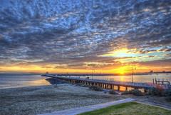 St Kilda pier sundown