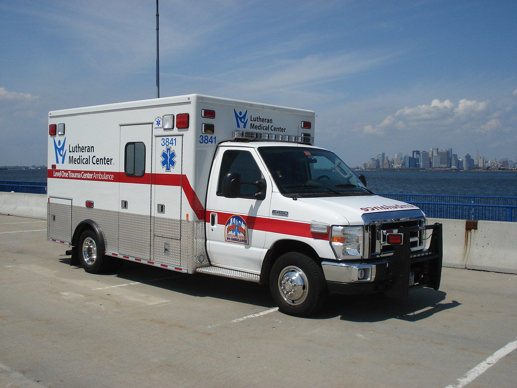 Maimonides Medical Center Ambulance