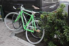 Tokyo: Fixed Bikes
