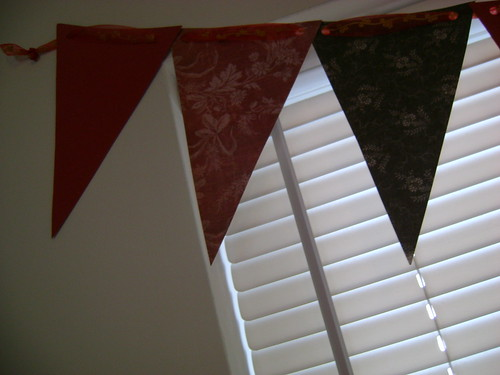 Paper Bunting