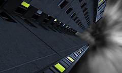 [フリー画像] 建築・建造物, 高層ビル, 夜景, 201008090100