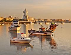 Isla Cristina, muelle de luz. (Juampiter) Tags: explore frontpage