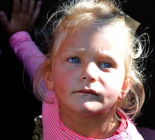 Een klein Hollands meisje - A little Dutch girl