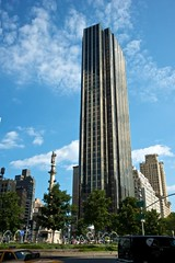 Trump hotel (xpressbus) Tags: newyorkcity columbuscircle trumpinternationalhotel