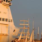 Hanse Sail 2010 - Fähre FS