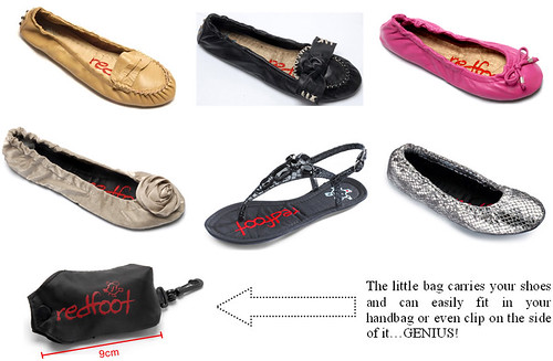 Folding shoes 2