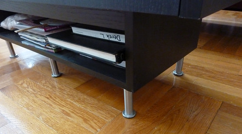 IKEA hack - coffee table