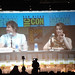 Comic-Con 2010 - Resident Evil: Afterlife panel - director Paul W S Anderson and Milla Jovovich