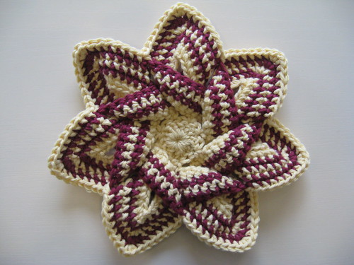 Crochet Patterns Hot Pads : Crochet Hot Pad Patterns Free Patterns For Crochet