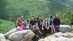 Green Team Hiking