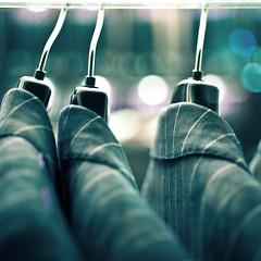 Fashion / bokeh / clothes