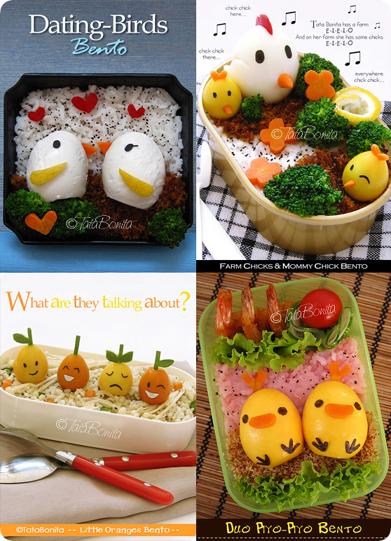 Egg-y Bentos