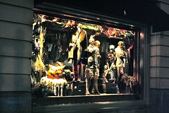 [3] Mannequin Life (jackmeriwether) Tags: chicago mannequin fashion 365 windowdisplay chanel indulgence wealth riches