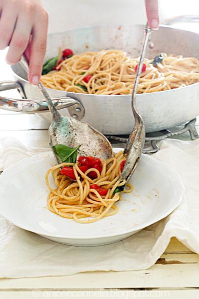 spaghetti a panzanella3
