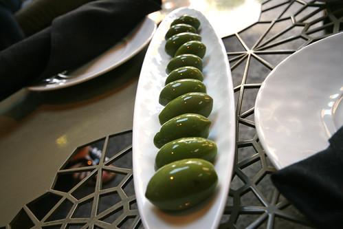 Drago Centro: cerignola olives
