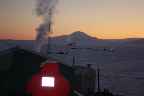 Antarctica Vapor