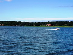 Boat trip on Lake Vänern from Sjötorp to Mariestad #13