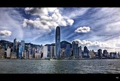 Hong Kong Island HDR
