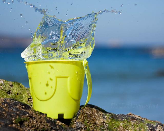 beach splash!