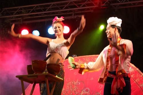 Sbun-Nga Dancers
