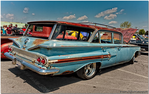 1960 Chevy Nomad Wagon A Photo On Flickriver
